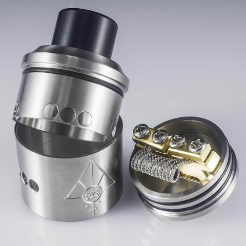 Goon RDA (Rebuildable Dripper Atomizer) - 528 Custom Vapes - Hardware - Breazy