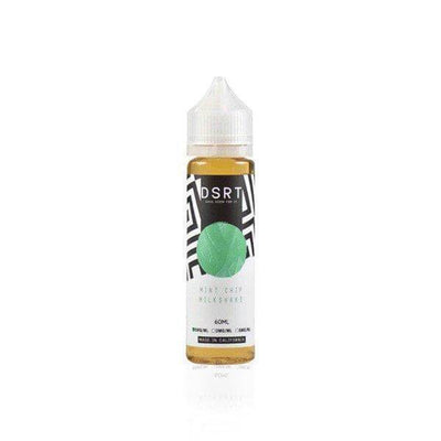 Mint Chip Milkshake  - DSRT E Liquid
