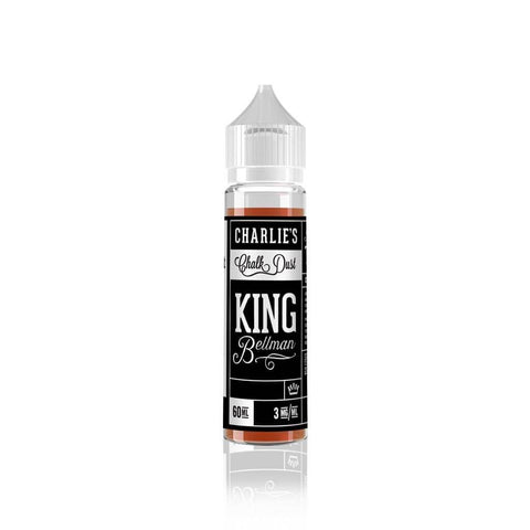 King Bell Man - Charlies Chalk Dust E Liquid