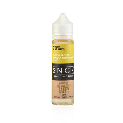 Banana Strawberry Taffy - SNCK E Liquid