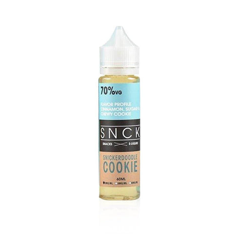 Snickerdoodle Cookie - SNCK E Liquid