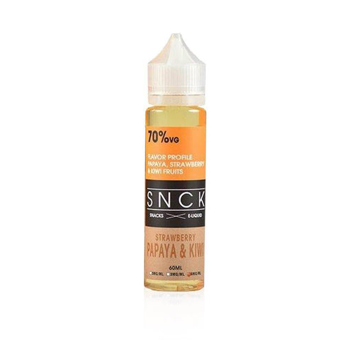 Strawberry Papaya and Kiwi - SNCK E Liquid