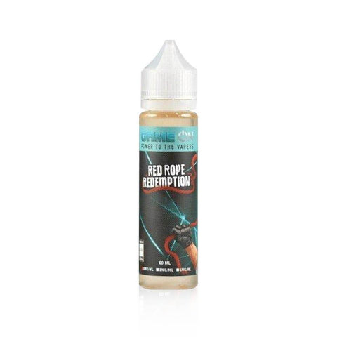 Red Rope Redemption - Game On E Liquid