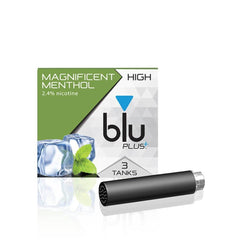 Magnificent Menthol Blu PLUS+ Tank - Blu eCigs