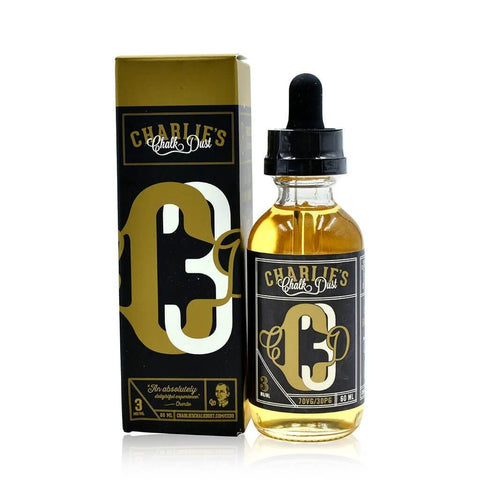 Sea Salt Caramel Ice Cream E Liquid - Charlie's Chalk Dust E Liquid
