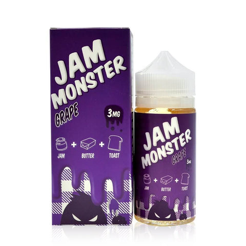 Grape - Jam Monster E Liquid
