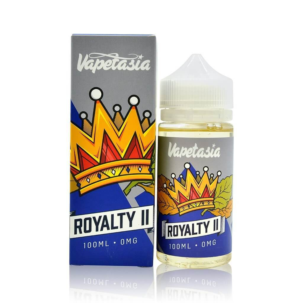 Royalty II - Vapetasia E Liquid