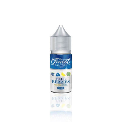 Blue Berries Lemon Swirl - The Finest Salt E Liquid