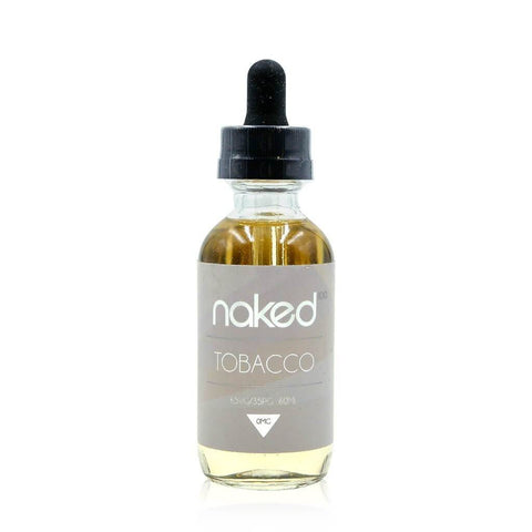 Cuban Blend - Naked 100 Tobacco E Liquid
