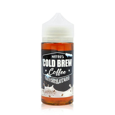 White Chocolate Mocha - Nitro's Cold Brew E Liquid