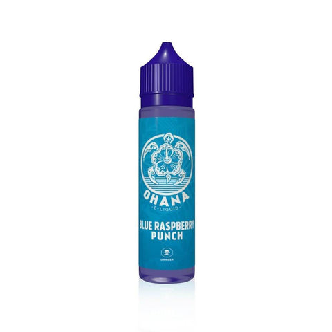 Blue Raspberry Punch - Ohana E Liquid