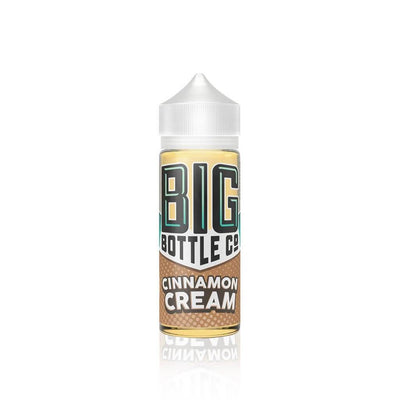 Cinnamon Cream - Big Bottle Co. E Liquid