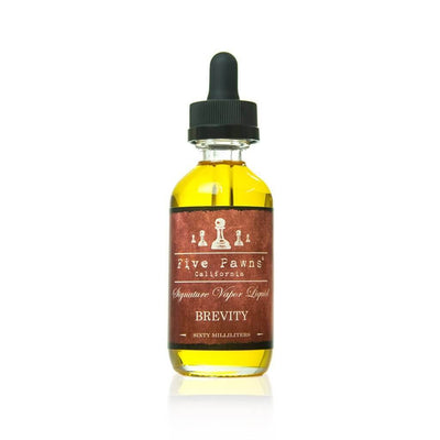 Brevity - Five Pawns Red Label