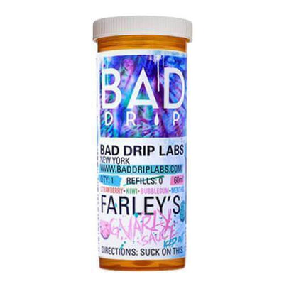 Farley's Gnarley Sauce Iced Out - Bad Drip