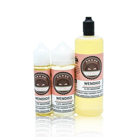 Wendigo - Flavor Monster E Liquid