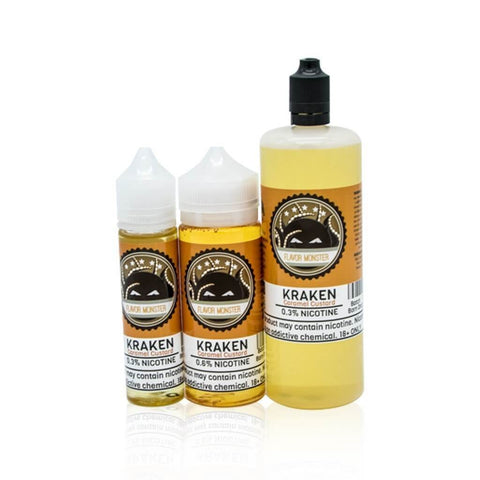 Kraken - Flavor Monster E Liquid
