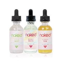 Naked 100 Candy E Juice Bundle (180ml)