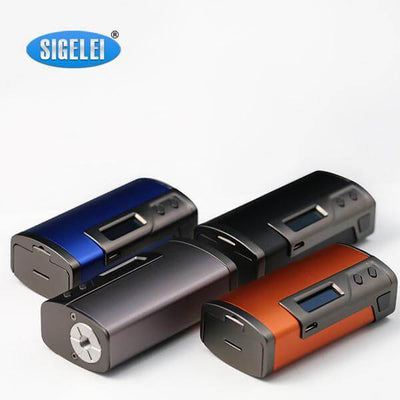Sigelei Fuchai 213W TC Box Mod - Hardware - Breazy
