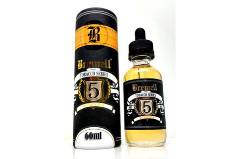Butterscotch - Brewell Tobacco Series - E Juice - Breazy