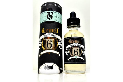 Ice - Brewell Tobacco Series - E Juice - Breazy
