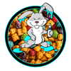 Rabbit Crunchies - The Dripping Rabbit - E Juice - Breazy