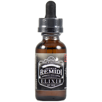 Elixir - REMIDI Premium E Liquid - E Juice - Breazy