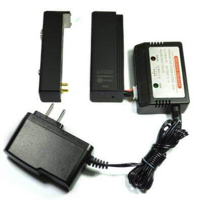 DX200 Battery - HotCig - Accessories - Breazy