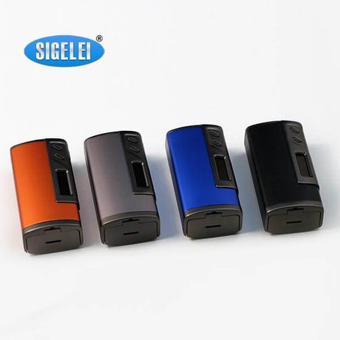 Fuchai 213 Plus 213W TC Box Mod - Sigelei - Hardware - Breazy