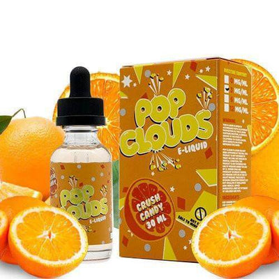 Crush Candy - Pop Clouds E Liquid - E Juice - Breazy