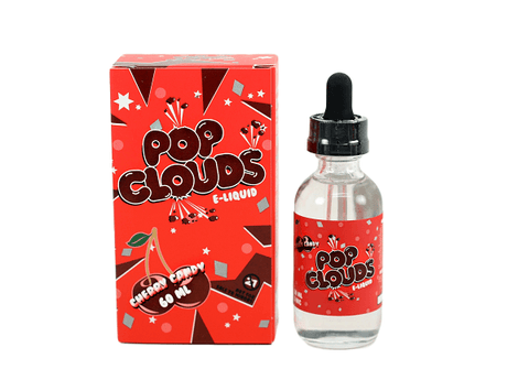 Cherry Candy - Pop Clouds E Liquid - E Juice - Breazy