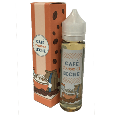 Cafe Con Leche E Liquid - E Juice - Breazy