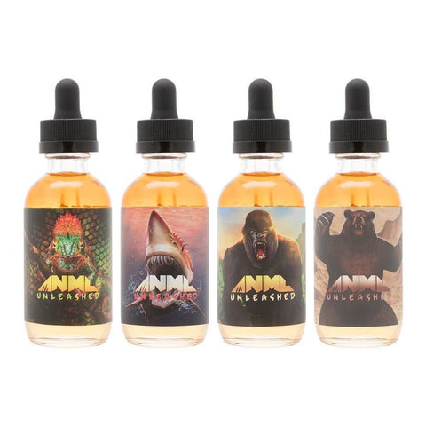 ANML Unleashed E Liquid Bundle (240ml) - Bundle - Breazy