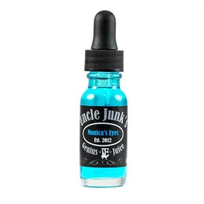 Monica's Eyes - Uncle Junks Genius E-Juice - E Juice - Breazy