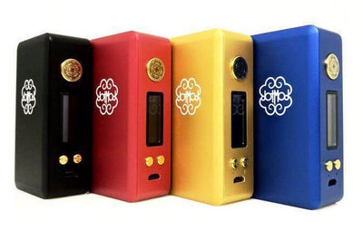 Dotbox 75W TC Box Mod - Dotmod - Hardware - Breazy