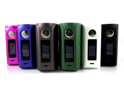 Minikin 2 180W TC Box Mod - Asmodus - Hardware - Breazy