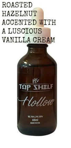 Hollow - Top Shelf E Liquid - E Juice - Breazy