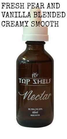 Nectar - Top Shelf E Liquid - E Juice - Breazy