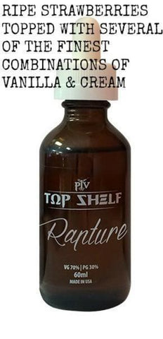 Rapture - Top Shelf E Liquid - E Juice - Breazy