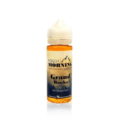 Grand Banks - Foggy Morning Vapor E Liquid