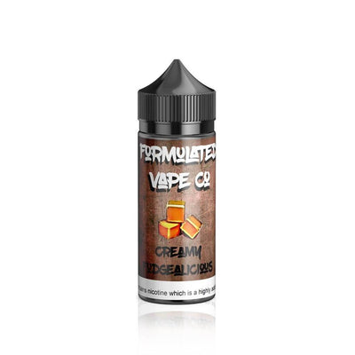 Creamy Fudgealicious - Formulated Vape Co E Liquid