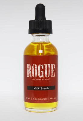 Milk Bomb - Rogue Liquids - E Juice - Breazy