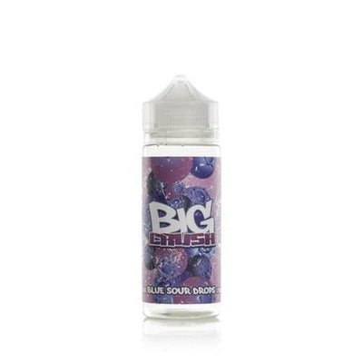 Blue Sour Drops - Big Crush E Liquid