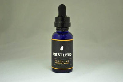 Restive Cookie A La Mode - Restless E Liquid - E Juice - Breazy