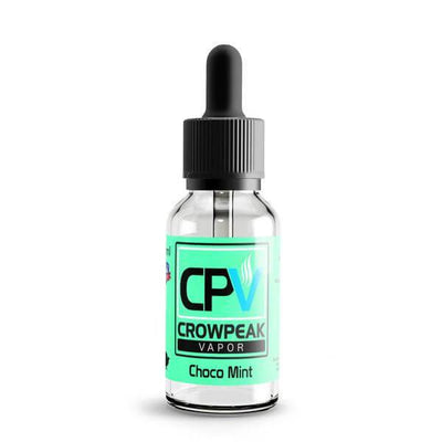 Choco Mint - CPV Signature Series - E Juice - Breazy