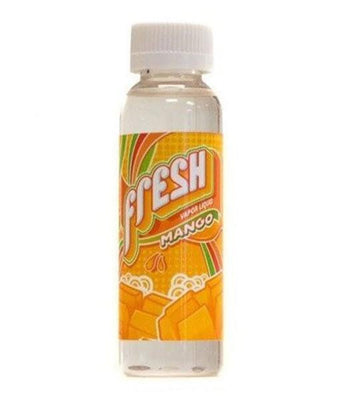 Mango – Fresh Vapor Liquids - E Juice - Breazy