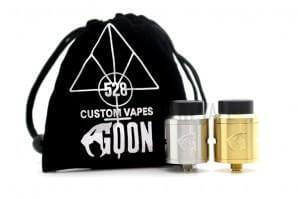GOON V1.5 RDA (Clamp Two Post) - 528 Custom Vapes