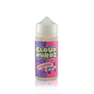 Strawberry Grape  - Cloud Nurdz E Liquid