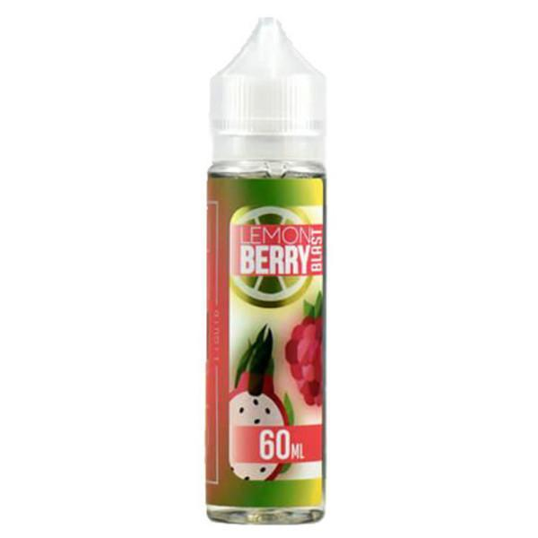 Lemon Berry Blast - CRAZE E Liquid - E Juice - Breazy
