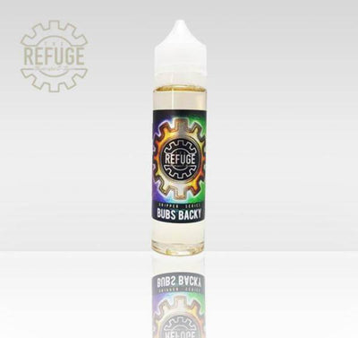 Bub's Backy - The Refuge (Dripper Series) - E Juice - Breazy