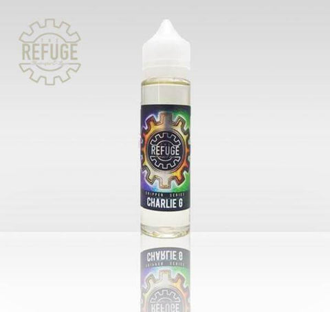 Charlie G - The Refuge (Dripper Series) - E Juice - Breazy